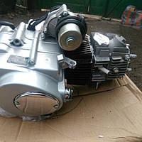 Двигатель для мопедов Альфа,Дельта,Актив (спорт 110см3)