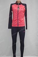 Женский спортивный костюм NIKE на замке