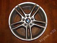 """Диск литой 18 """" BMW 1 E81 M оригинал"""