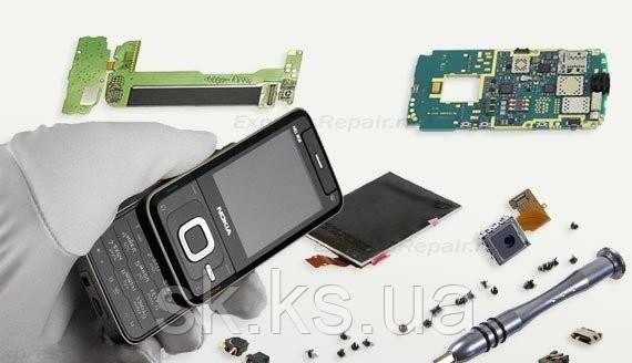 Компания Сертек  теперь огромный асортимент запчастей для мобильных телефонов