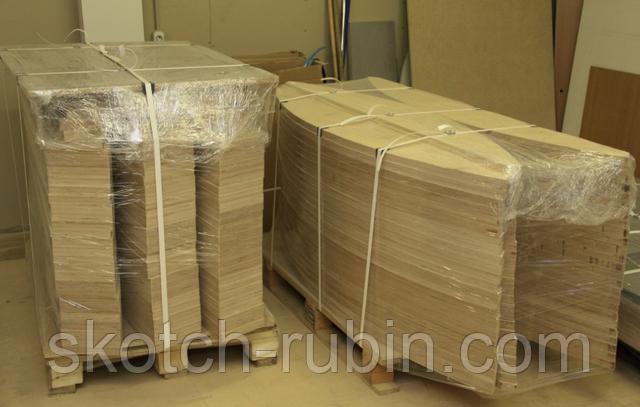 Мебель упакованная стрейч пленкой