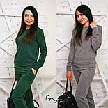 Женский модный повседневный костюм (5 цветов), фото 3