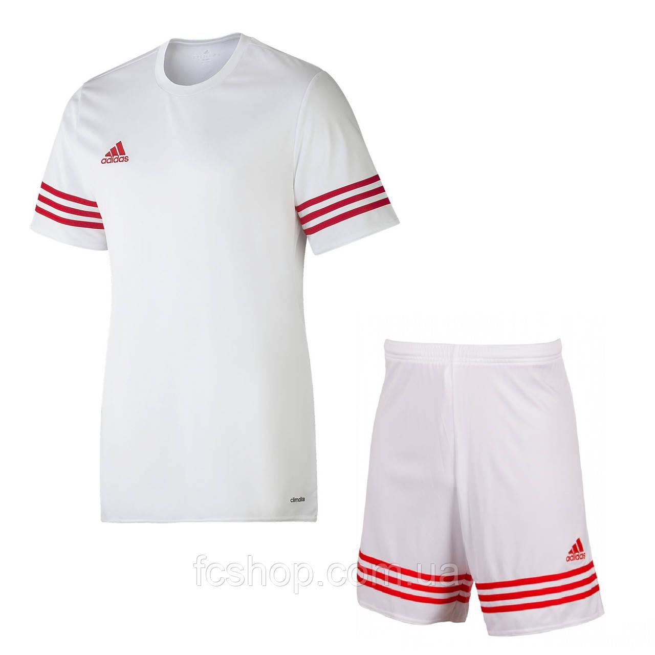 Футбольная форма детская для команд Adidas Entrada 14 F50490+F50636 ... bb7f952267e