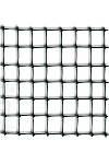 Сетка полимерная Tenax (Тенакс) S-38 черная от кротов (2х200м) Италия, фото 4