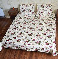Спальный комплект Роза бабочка двуспалка