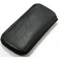 Чехол вытяжка Samsung C3312 черный