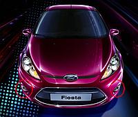 Противотуманные фары Ford Fiesta c 2011- / Производитель DLAA