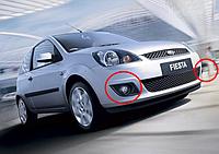 Противотуманные фары Ford Fiesta c 2006- / Производитель DLAA