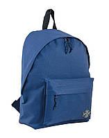 553490 Рюкзак підлітковий SP-15 Navy, 37*28*11