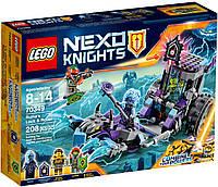 Lego Nexo Knights Мобильная тюрьма Руины 70349, фото 1