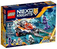 LEGO® Nexo Knights ТУРНИРНАЯ МАШИНА ЛАНСА  70348