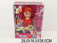 Кукла детская манекен Winx, с аксессуары, в коробке 29х16х38 (m+)