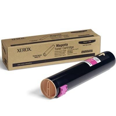 Тонер-картридж XEROX PH7760 Magenta (106R01161), фото 2