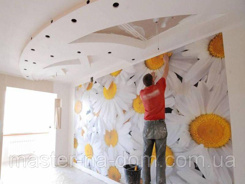 Конструкции из гипсокартона - Ремонтно-строительная компания «Мастер на дом» в Днепре
