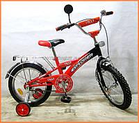 Двухколесный велосипед 16 дюймов | EXPLORER 16