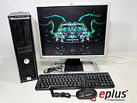 ПК DELL Optiplex 380 (DT) + HP LP2065 S-IPS бу