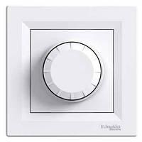 Димер (светорегулятор) белый 600Вт Asfora
