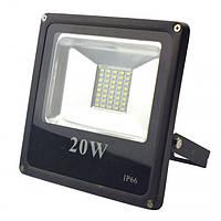 Прожектор светодиодный SMD Optima Premium 20W 5000К