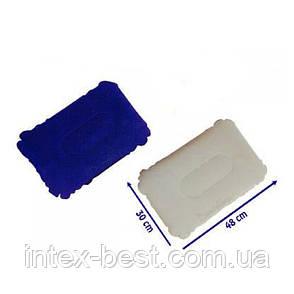Надувная подушка Bestway 67121GR (Серый) (48-26-10 см.), фото 2