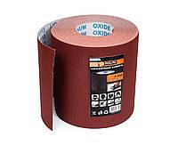 Шлифовальная шкурка на тканевой основе Polax 200 мм x 25 м К100 (54-025)