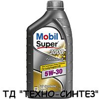 Моторное масло MOBIL SUPER 3000 X1 FORMULA FE 5W-30 (1л)