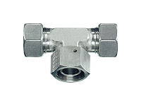 Адаптер тройник гайка снизу DKOL M12x1.5 (06L)