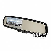 """Зеркало с видеорегистратором Gazer MUR5100 на штатное крепление с дисплеем 4,3"""" (16 Гб памяти)"""