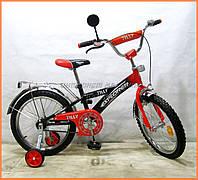 Детский двухколесный велосипед Tilly EXPLORER 18