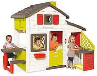 Игровой домик с кухней Smoby 810200 . Домик для детей, фото 1