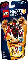 LEGO® Nexo Knights ГЕНЕРАЛ МАГМАР - АБСОЛЮТНАЯ СИЛА 70338