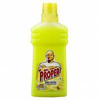 Моющая жидкость для полов и стен MR PROPER Лимон 500 мл