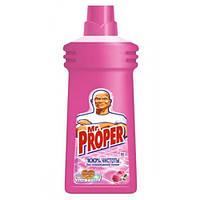 Моющая жидкость для полов и стен MR PROPER Роза 500 мл