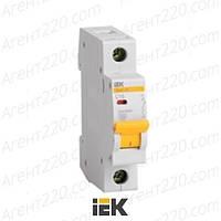 Автоматичеcкий выключатель ВА47-29 1п 32А х-ка С, ИЕК