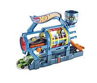Игровой набор Hot Wheels Турбо автомойка, фото 1