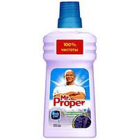 Моющая жидкость для полов и стен MR PROPER Лавандовое Спокойствие 500 мл