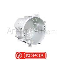 Коробка монтажная кирпич/бетон KOPOS KP 67/3, серый