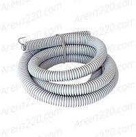 Труба гофрированная ПВХ 40мм (разбухтовка от 1м)