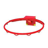 Баскетбольное кольцо с креплением ТК701