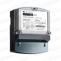 Счетчик электроэнергии НІК 2301 АП1, трехфазный 5(100)А, 5А