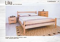 """Кровать """"Лика"""" с изножьем"""
