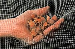Полипропиленовая сетка Tenax PLURIMA (Плурима) 5х6 для сбора и сушки урожая