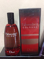 Мужская туалетная вода Christian Dior Fahrenheit Cologne (Кристиан Диор Фарингейт Колодне) 100 мл