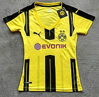 Женская футболка Puma  Borussia Dortmund 2016-17