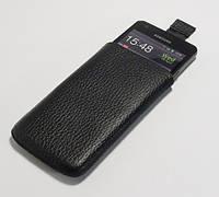 Чехол-карман Samsung S7270 / s7272 / s7275 Galaxy ace 3 черная