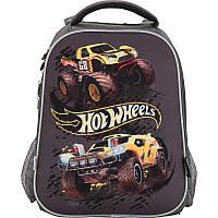 Рюкзак школьный каркасный (ранец) 531 Hot Wheels