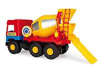 Бетономешалка Middle truck Тигрес (m+)