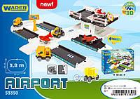 Набор Kid Cars 3D Аэропорт Тигрес (m+)