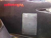 Ковры текстиль Volkswagen Passat B-5 1996-2005 (Ciak ML черн.-PP флок) (5шт/комп)