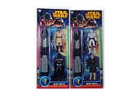 Герои HT15154-1 Star Wars 7 с мечом джедая 2в.лист.20, 5*49, 5 см (m+)