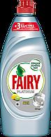 Средство для мытья посуды FAIRY Platinum Лимон и лайм 650 мл